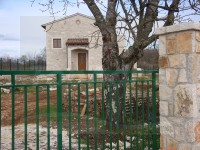 NEW VILLA WITH SUPERB CONSTRUCTION IN A QUIET LOCATION NEAR KANFANAR