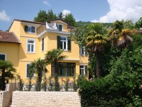 Renovated villa in Opatija